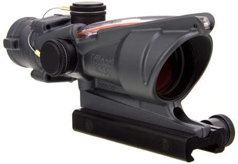 Trijicon ACOG 4x32mm 36.8ft@100yds Sniper Green Dual Illum Red Chevron TA31D100308
