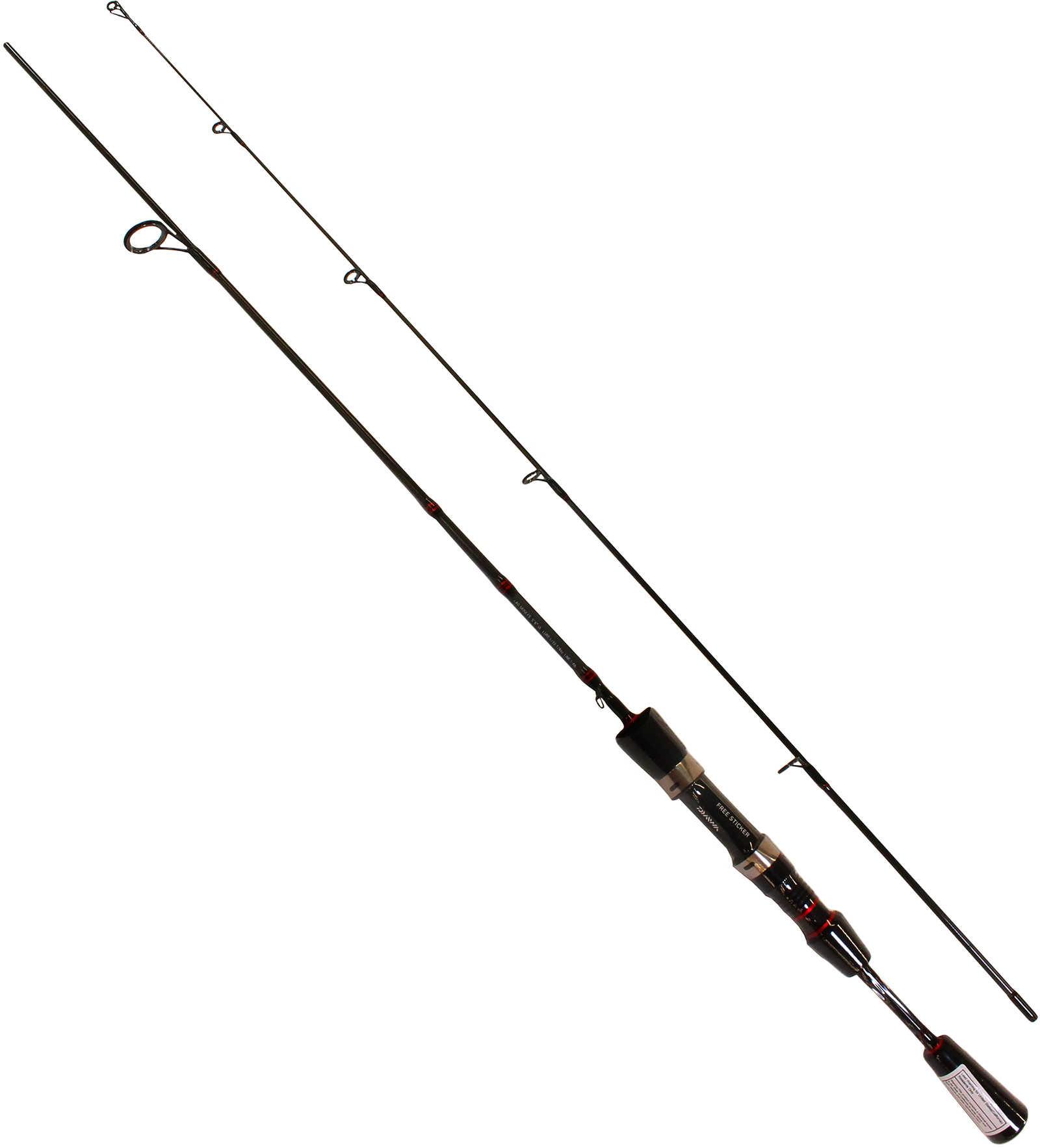 "Daiwa Laguna Rod Spinning, 5'6"" Md: Spinning Rod LAG562ULFS"