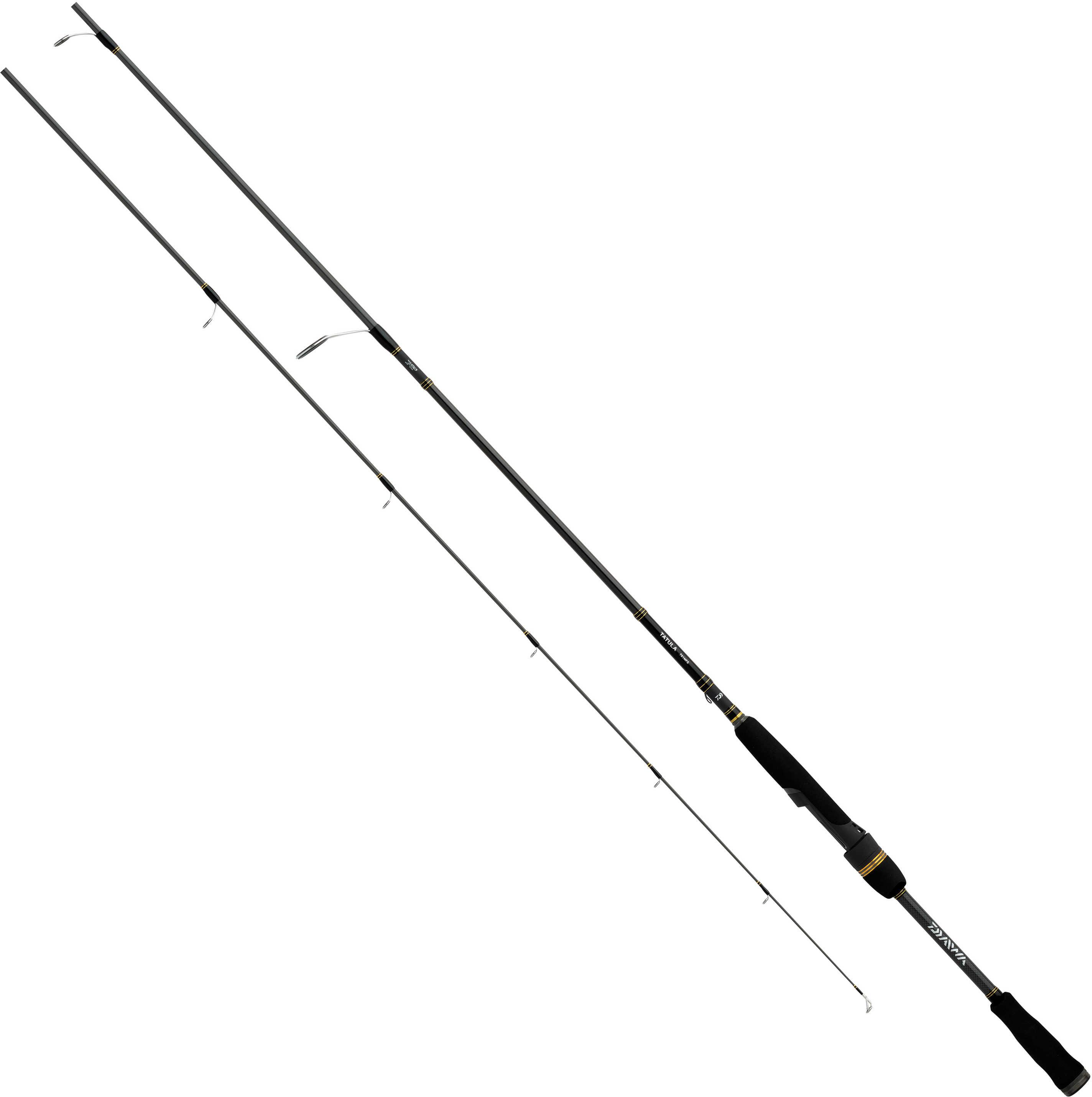 Daiwa Tatula Rod Spinning, 7', Medium, Fast Md: Spinning Rod TAT701MFS