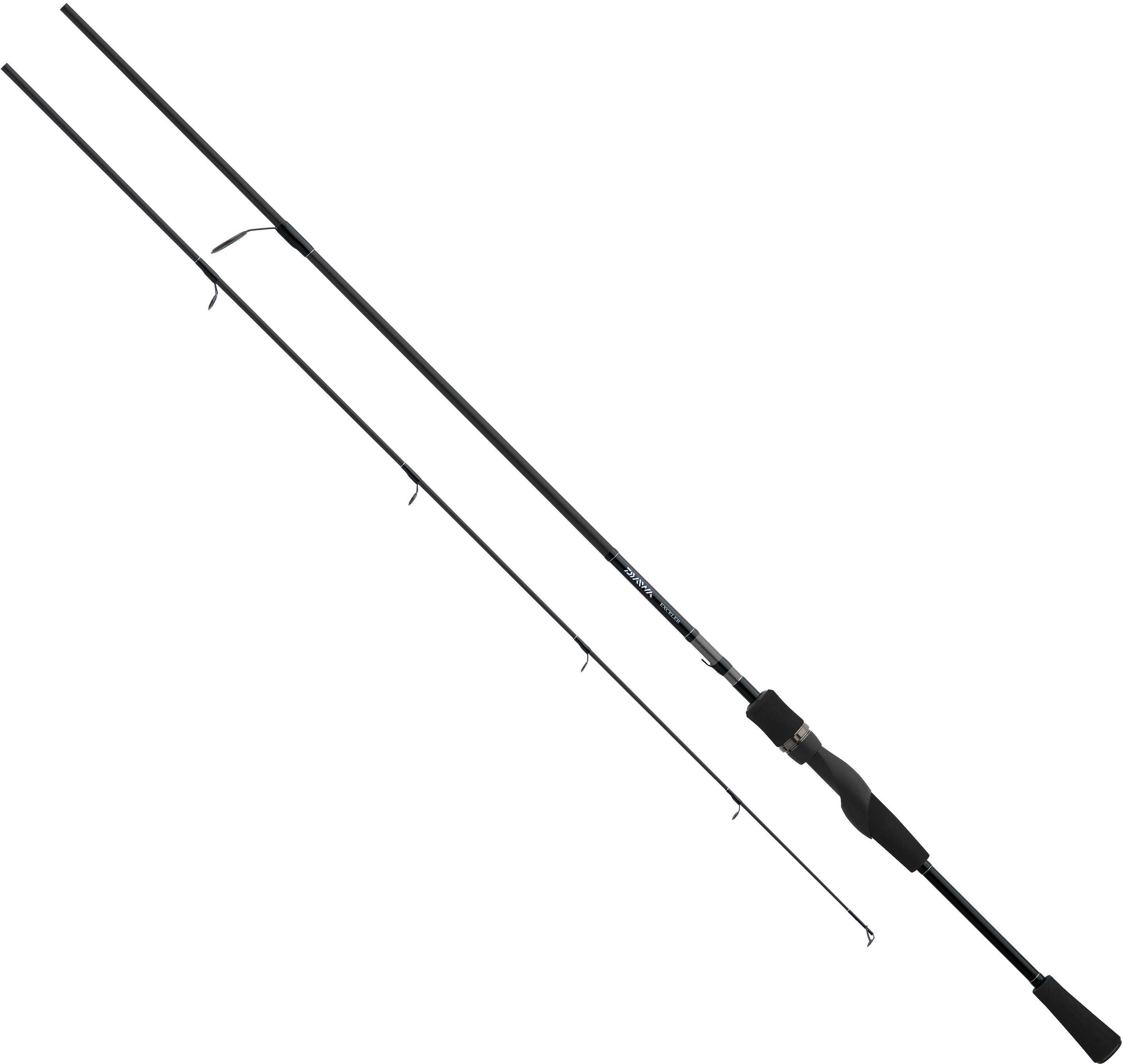 "Daiwa Exceler Rod Spinning, 6'6"", Medium/Heavy Md: Spinning Rod EXE661MHXS"