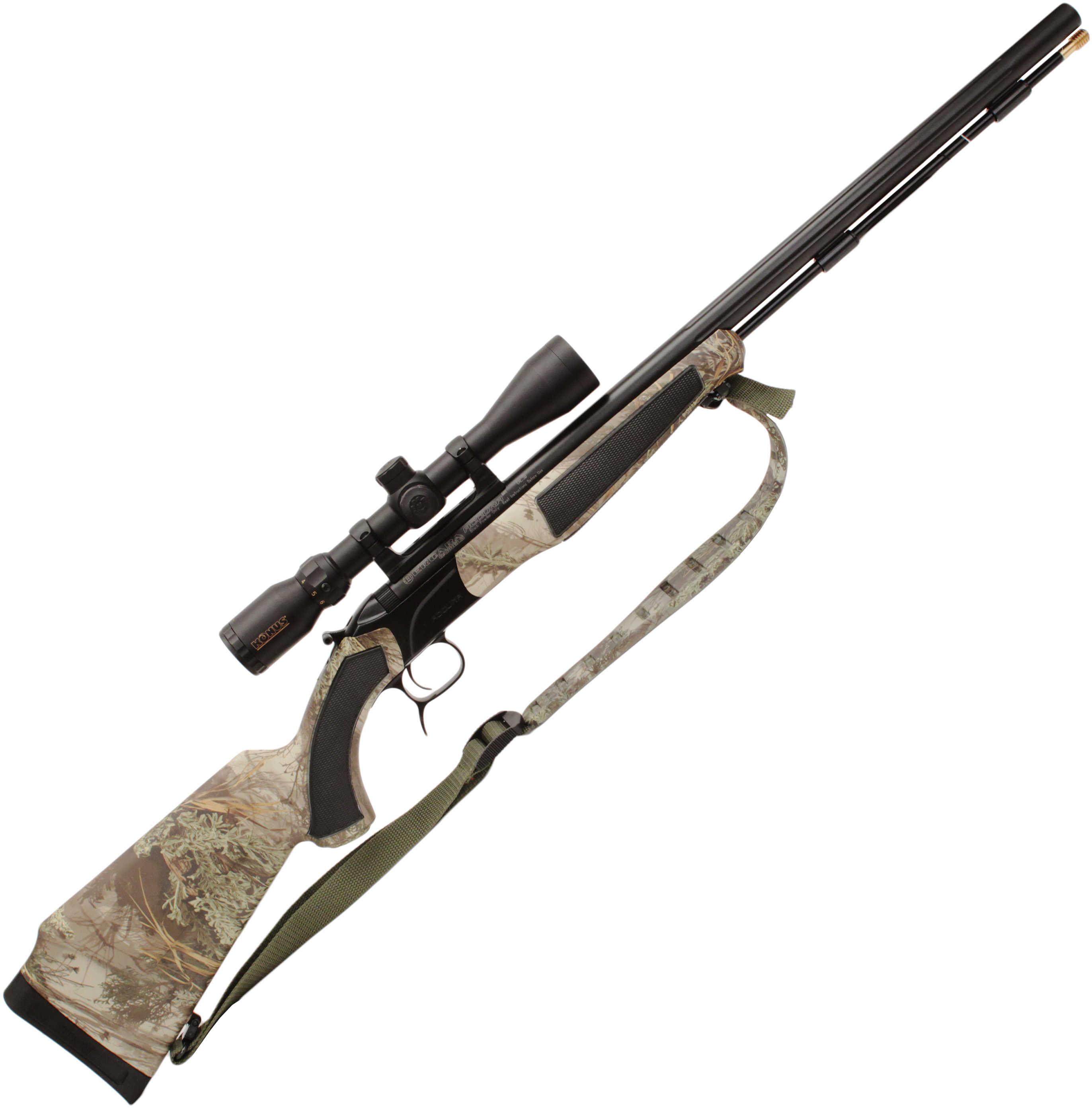 CVA Accura MR .50 Caliber Muzzleloader Rifle Stainless Steel Nitride/Max 1 HD, Konus 3-9x40IR Md: PR3121 PR3121SNSC