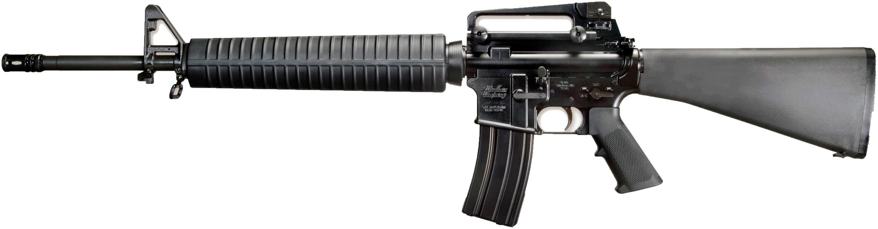 """Windham Weaponry 15 Government .223 Remington /5.56 NATO 20"""" Barrel 30 Round A2 Black Semi Automatic Rifle R20GVTA4S7"""