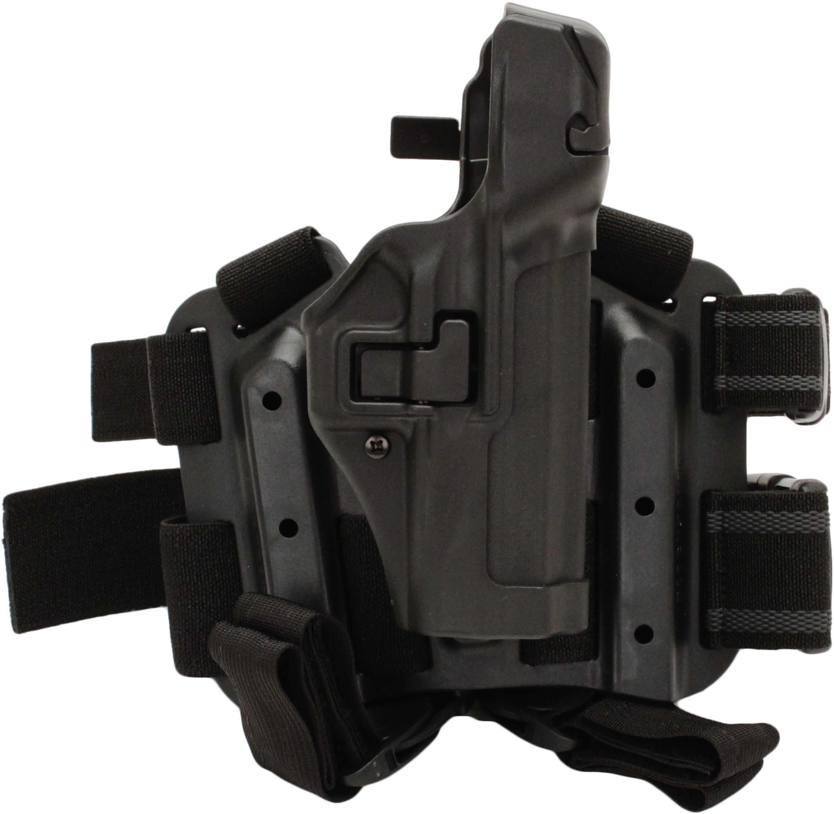 BlackHawk Serpa Tactical Level 3 Right Hand M&P 9/40 Md: 430625BK-R