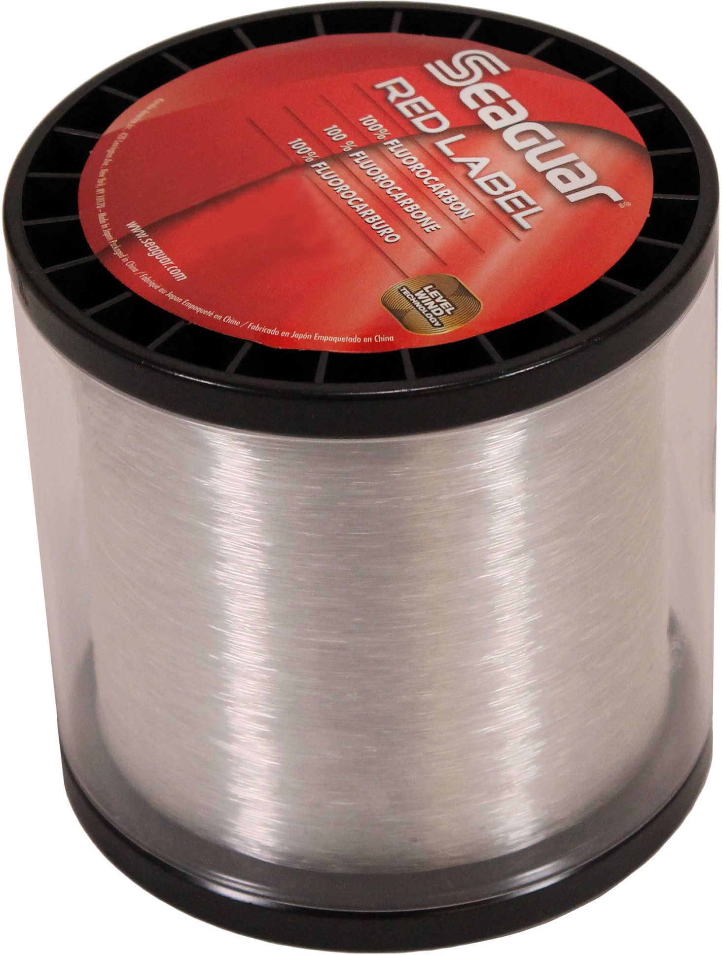Seaguar / Kureha America Seaguar Red Label Fluorocarbon Clear 1000yds 10lb Fishing Line 10RM-1000
