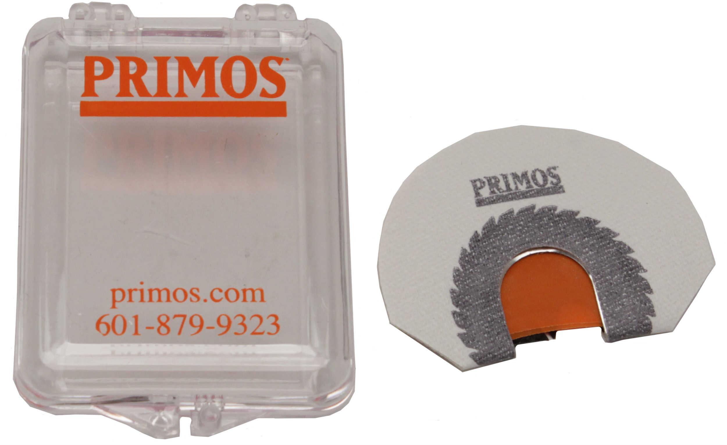 Primos Hacked Off Turkey Call w/Sawtooth Cut Model: PS1257