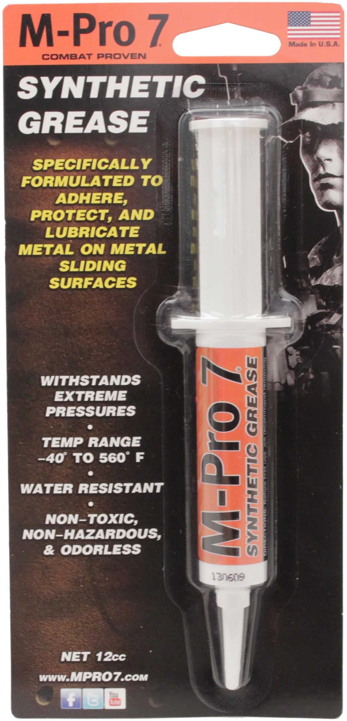 Hoppes M-Pro 7 Synthetic Grease, 0.5 .oz Syringe Md: 070-1356
