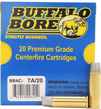 Buffalo Bore Ammunition 32 S&W Long 100 Grains Hard Cast Wadcutter 20 Box 10B/20