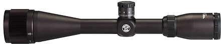 BSA 17 WSM Dual Grain Turret Scope 4.5-14x44mm, Adjustable Objective Md: 17SM-4514x44AOCP