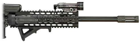Streamlight TLR-1 HL Long Gun Kit Tac Light Kit C4 LED 800 Lumens Black w/Thumb Screw/Remote Pressure Switch 2x CR123 Ba