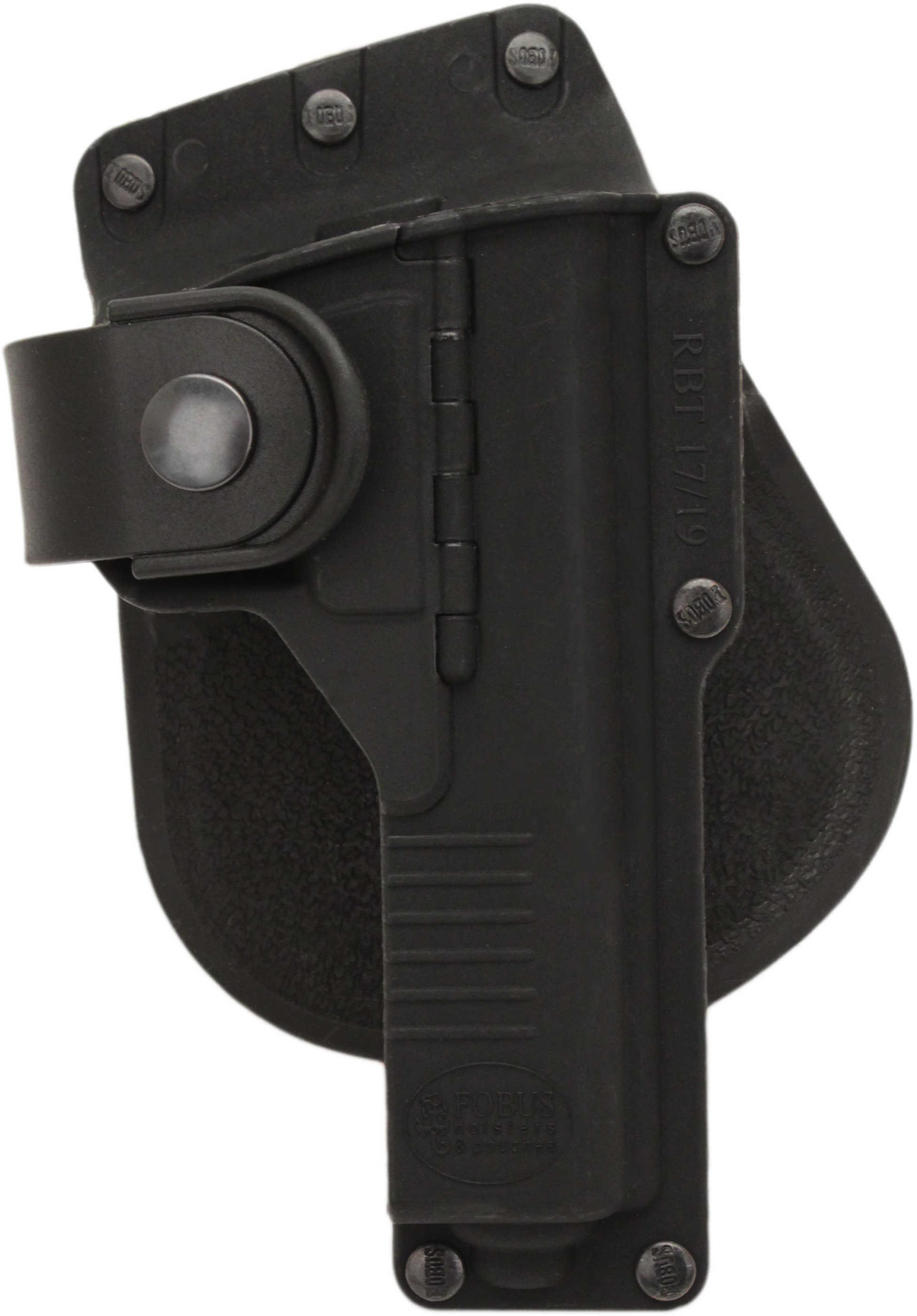 Fobus Glock 17/22/31 w/Laser/Light Hinged Paddle Md: RBT17