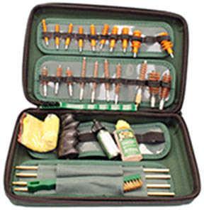 Remington Remington Squeeg-E Universal Rod Cleaning System w/ Semi-Hard Case 17186