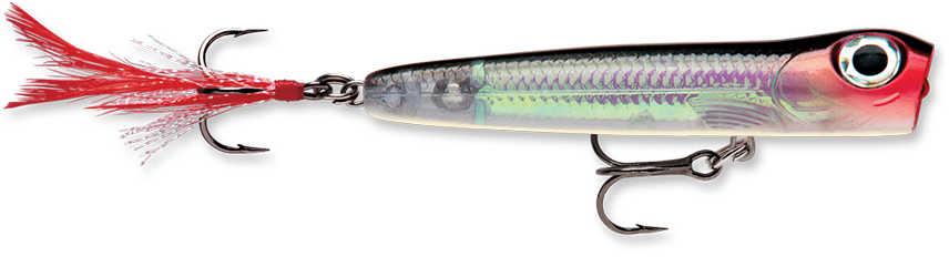 Storm Archery Storm Chug Bug Madflash CBM08 3.25 inch 3/8 oz Black Silver Fish MN# CBM08563
