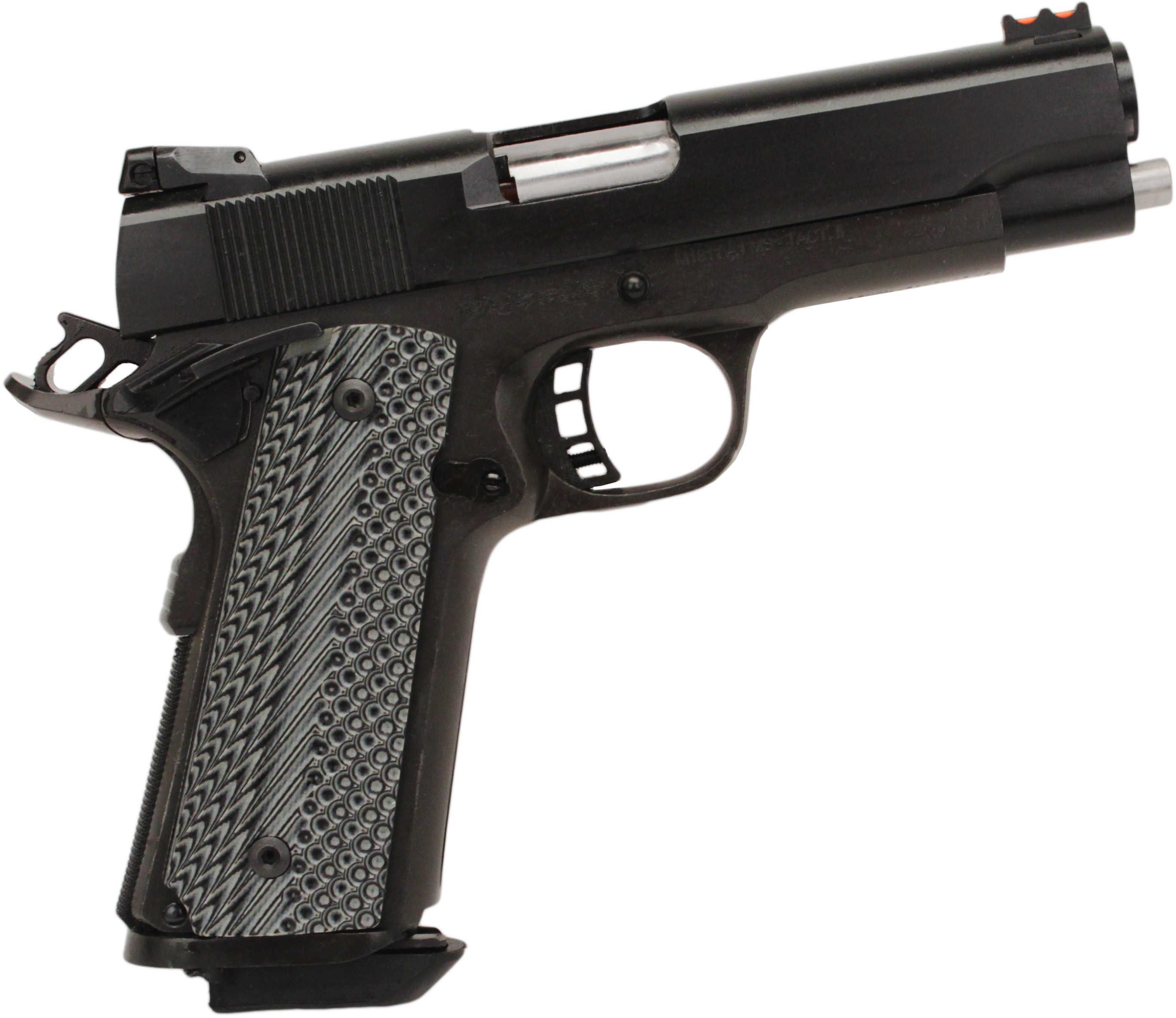 Rock Island Armory M1911-A1 MS Tact II VZ Grip 10mm Pistol