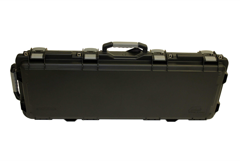 "Plano Field Locker Tactical Long Gun Case Single Rifle 46.4""X18""X7.25"" Black 109440"