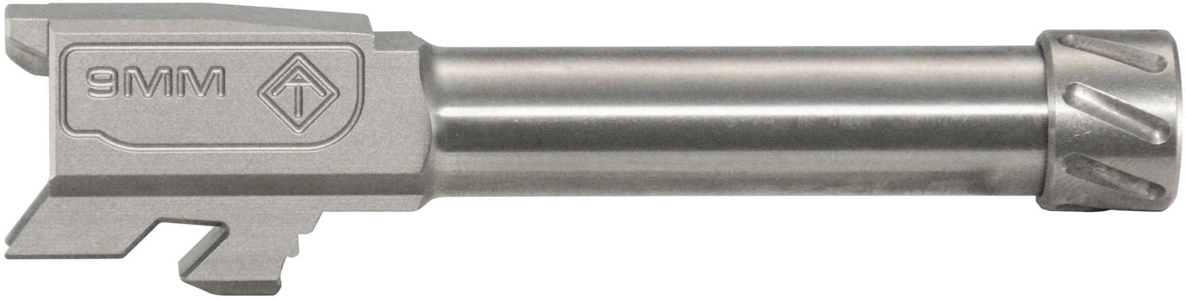 American Tactical Imports American Tactical Match Grade Drop-In Threaded Barrel, Glock 43 9mm Md: ATIBG43T