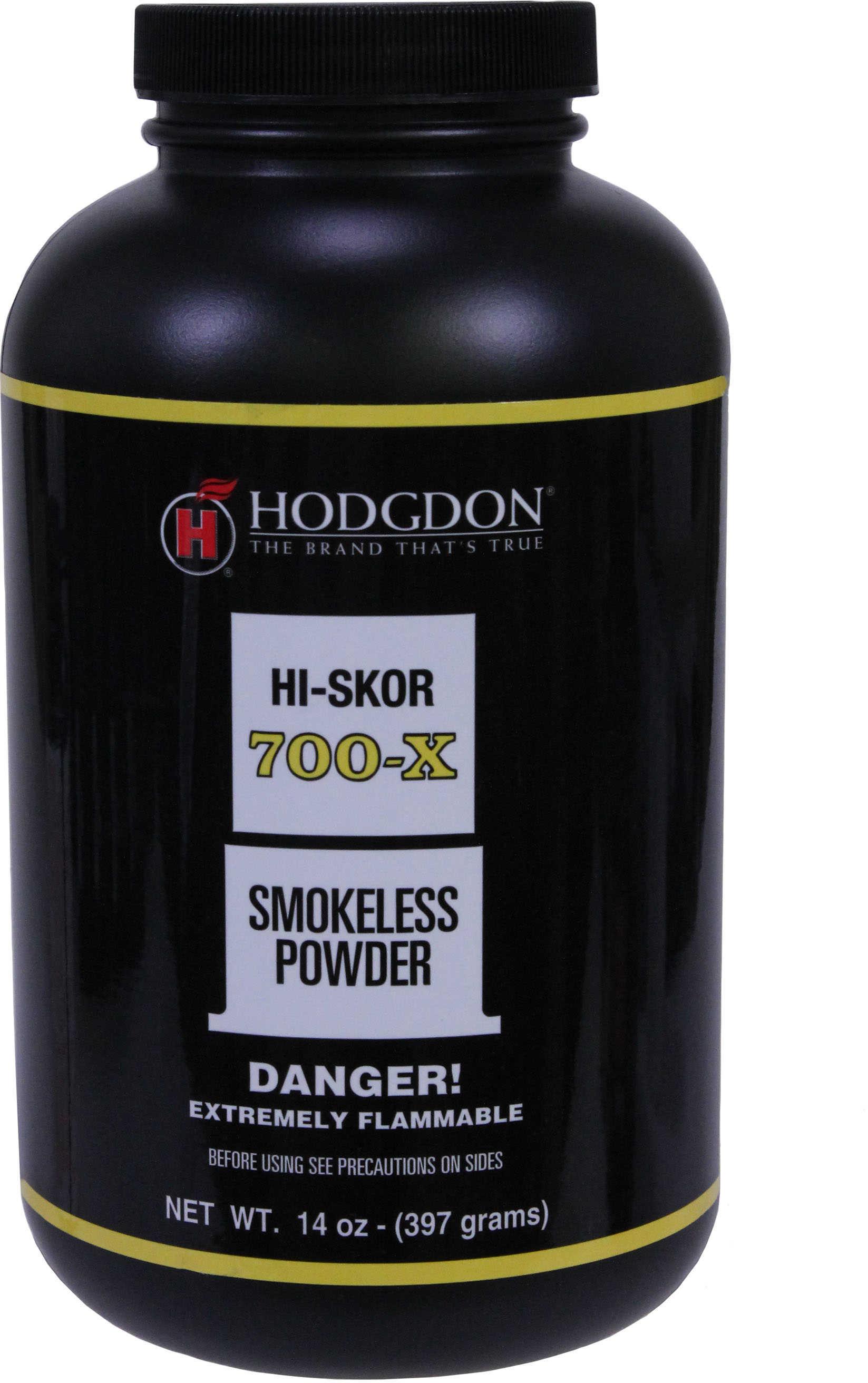 Hodgdon 700-X Powder 1Lb
