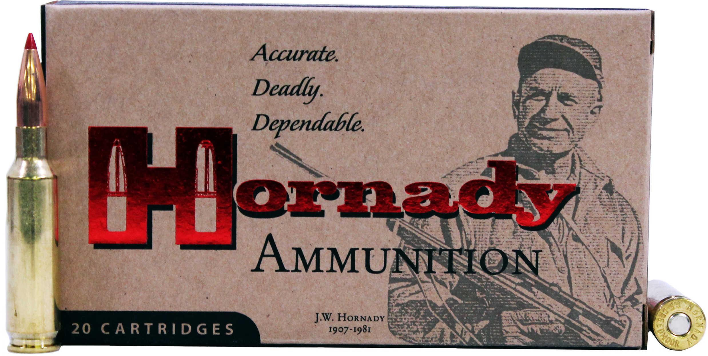 Hornady Match 6.5 Creedmoor 120 Grain ELD Match Ammunition, 20 Rounds Per Box Md: 81491