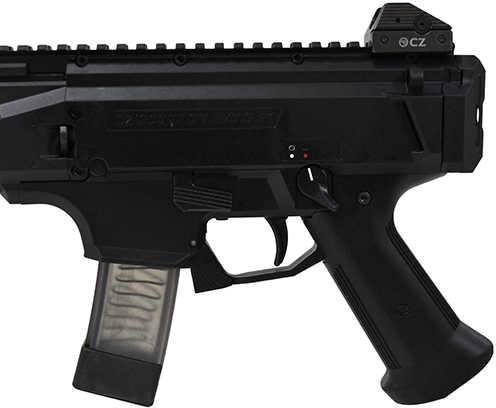 CZ Scorpion EVO 3 S1 Pistol With Flash Can 91353