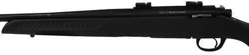 "Thompson Center Compass Rifle 6.5 Creedmoor 22"" Threaded Barrel Blued Finish Black Synthetic Stock"