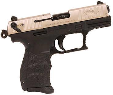 Walther P22QD 22 Long Rifle 3 4