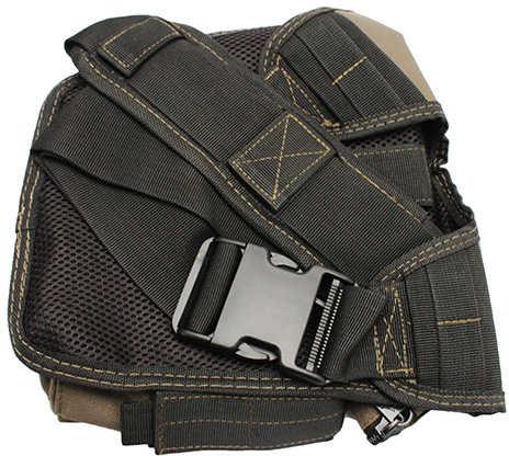 "US PeaceKeeper RDP Rapid Deployment Pack Bag OD Green Soft 12"" X 10"" X 3"" P20305"