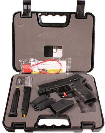 Taurus TH9 Pistol 9mm Luger Matte Black 17 Round 4 25