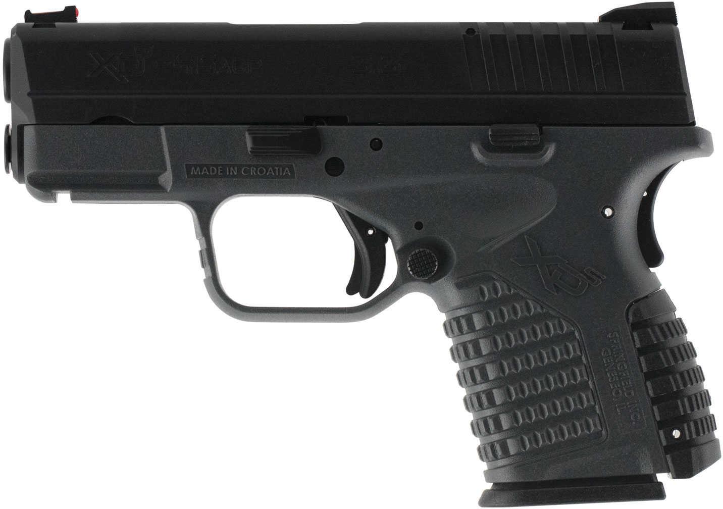 "Springfield Xds Pistol 45 ACP 3.3"" Barrel Gray (1) Magazine"