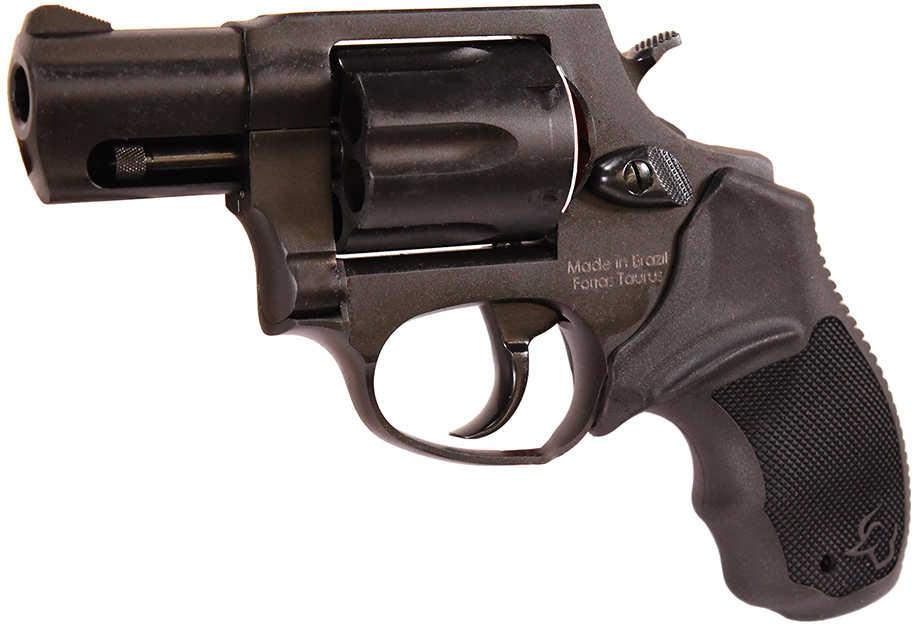 "Taurus 856 Pistol 38 Special 2"" Barrel Fixed Sight 6 Shot Matte Black Rubber"