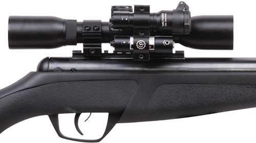 Crosman Quest Night Ops Kit,  22 Caliber Nitro Piston Elite Powered Break  Barrel Air Rifle