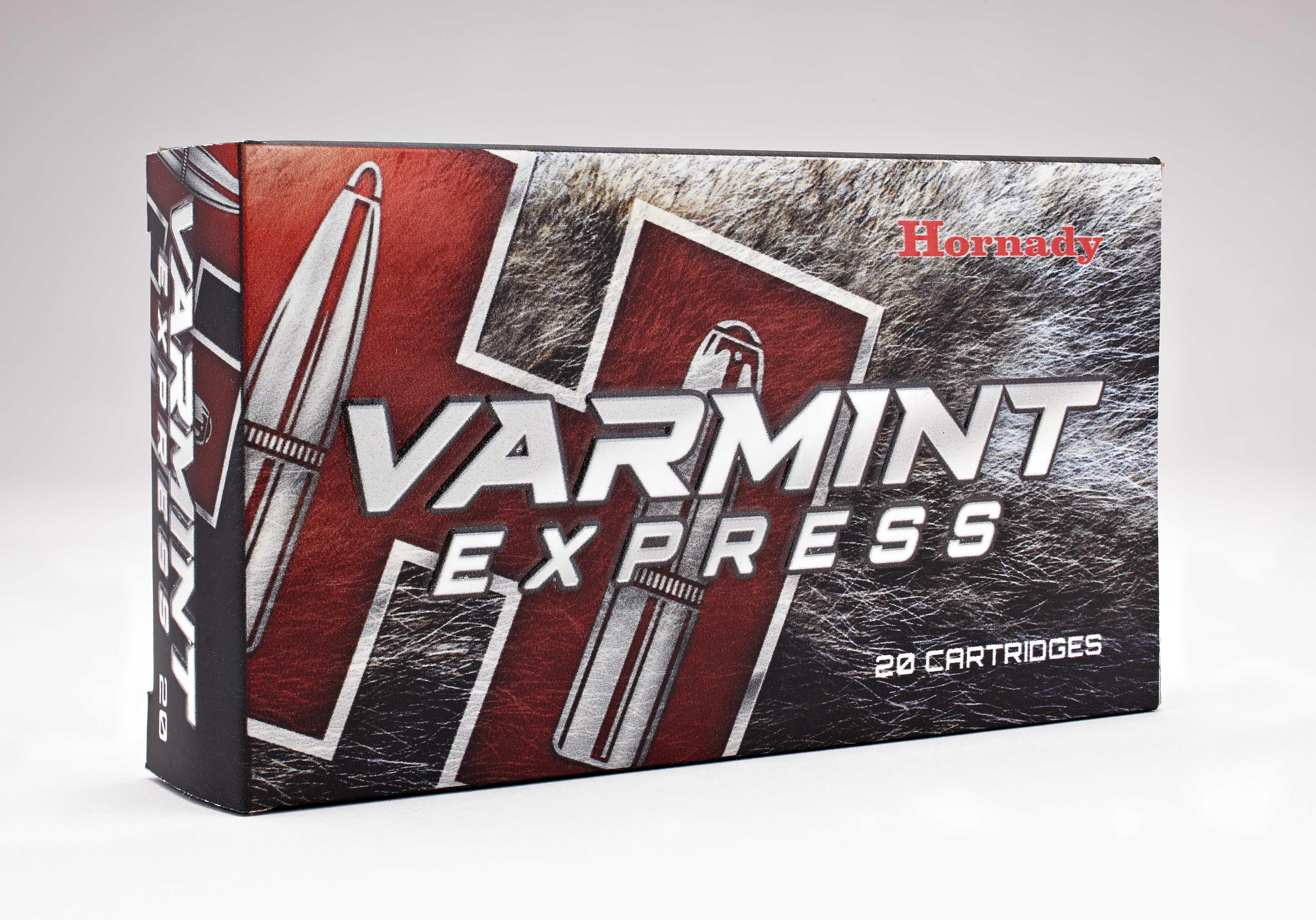 Hornady Ammunition .224 Valkyrie 60 Grain V-Max 20-Pack