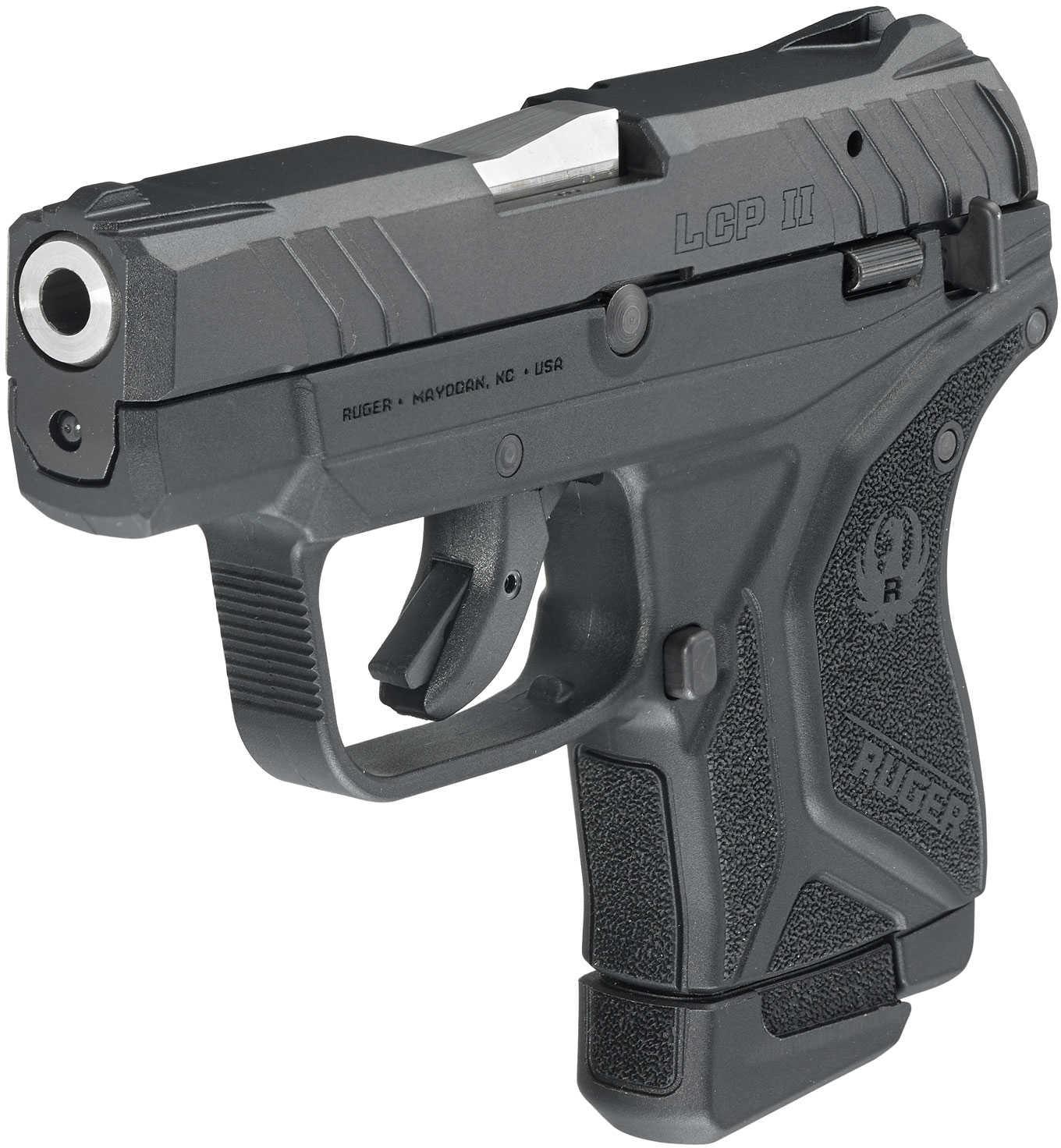 "Ruger LCP II Lite Rack Pistol 22 Long Rifle 2.75"" Barrel 10 Round Black Finish"