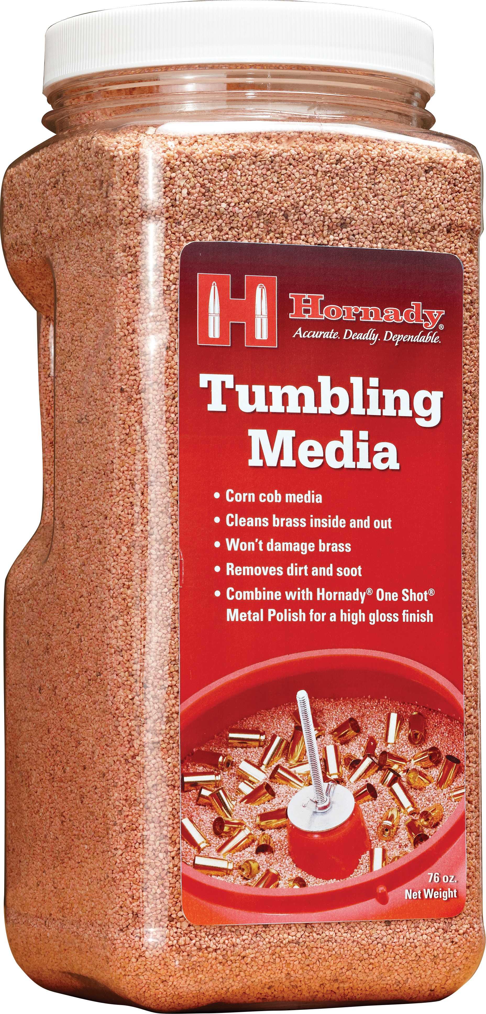 Hornady One Shot Tumbler Media Cob 050303