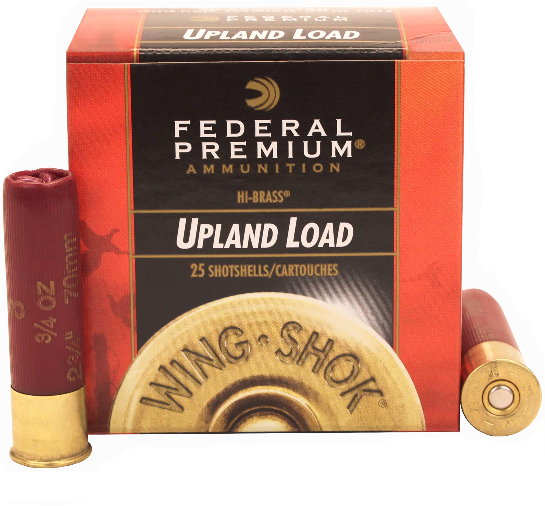 Federal Cartridge 28 Gauge Shotshell 28 Ga, 2 3/4