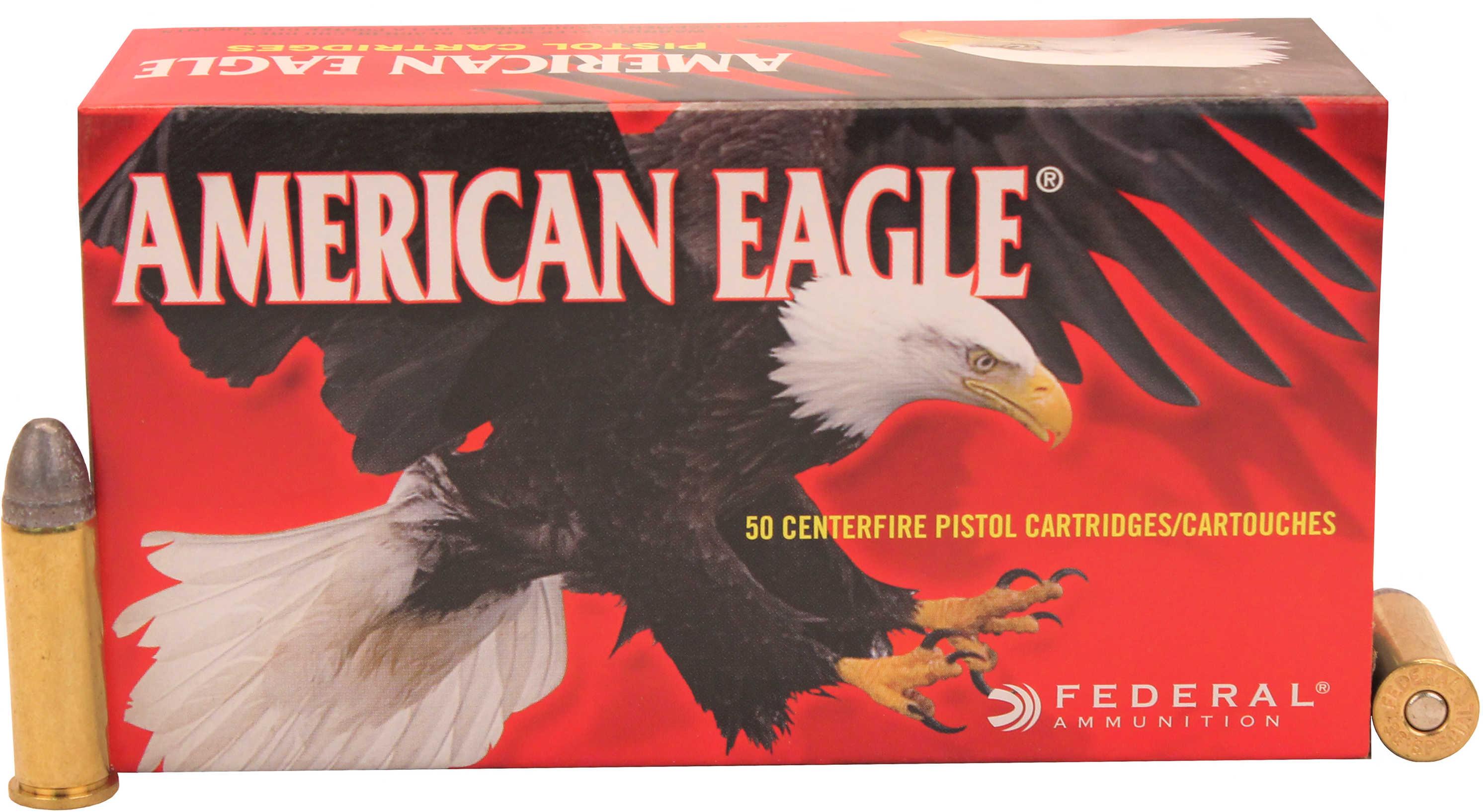 Federal Cartridge 38 Special 158 Grain Lead Round Nose (Per 50) AE38B