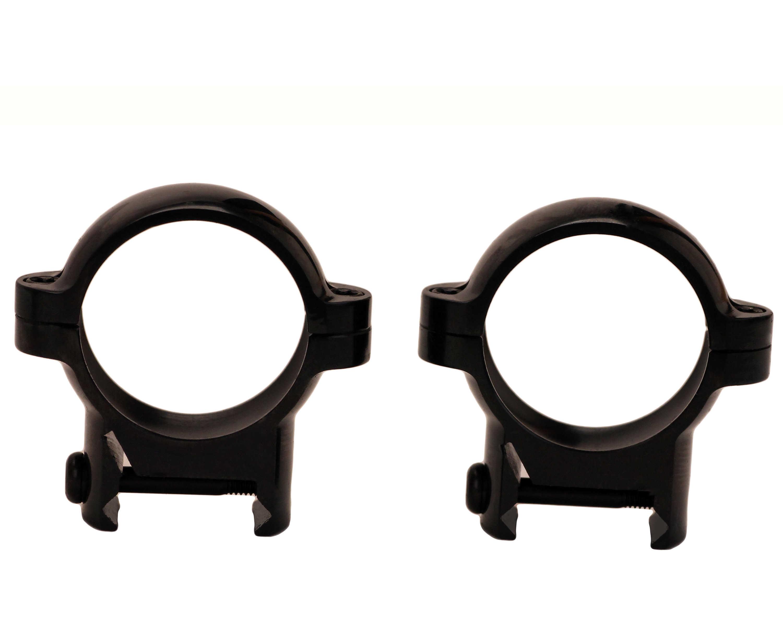 """Burris Signature 1"""" Zee Rings Medium Black Gloss 420520"""