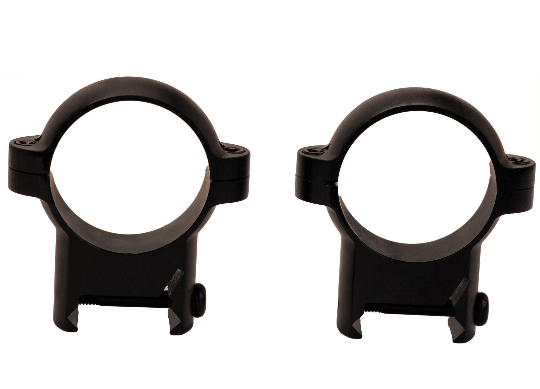 Burris Zee Ring Weaver 30mm High Matte Finish 420077