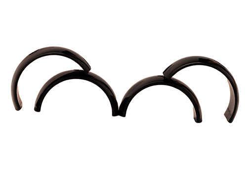 Burris Signature Zee Ring Weaver 30mm Extra High Matte Finish 420585