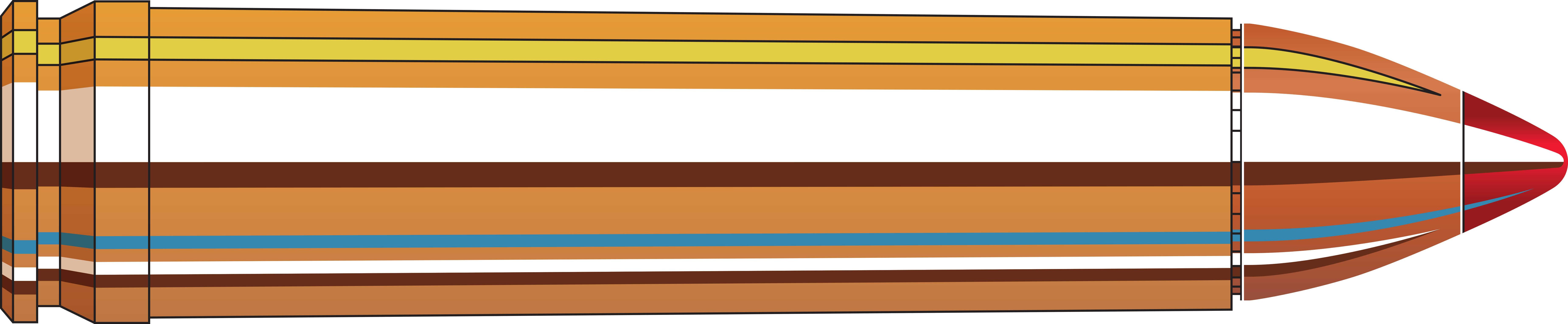 Hornady 450 Marlin 450 Marlin, 325gr, Leverevolution, (Per 20) 82750