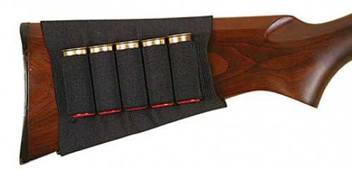 Allen Cases Buttstock Holder Holds 5 Shotgun Shells 205
