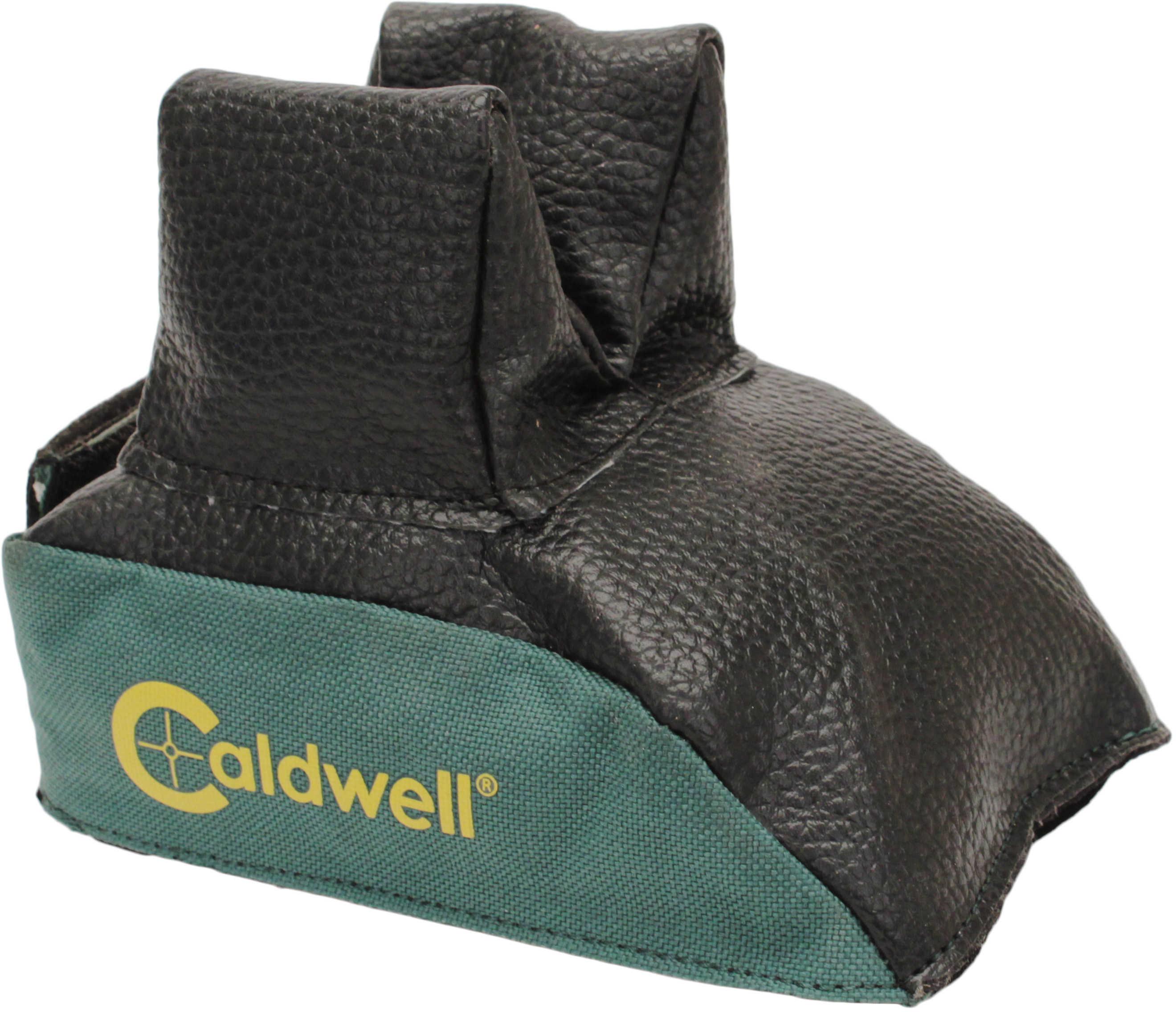Caldwell Universal Shooting Bag Rest Green/Black Rear Standard Size 226645