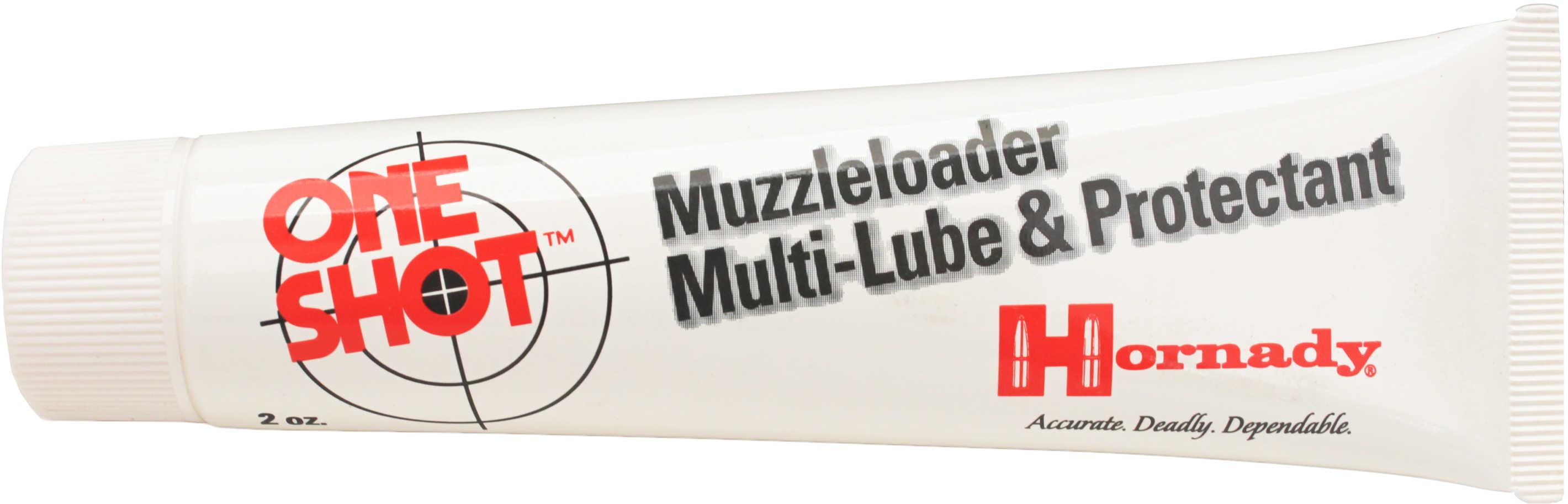 Hornady One Shot Muzzleloader Multi-lube 6691