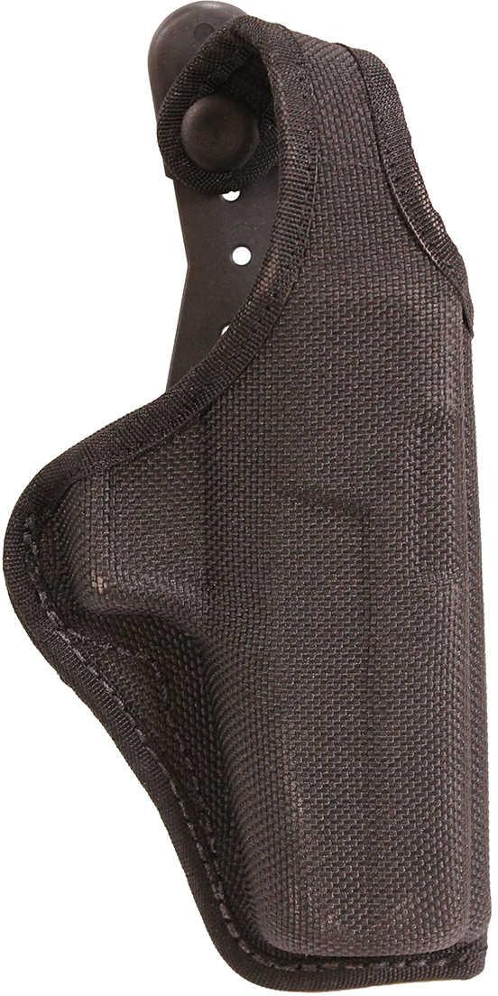 Bianchi 7105 AccuMold Cruiser Holster Black, Size 13, Right Hand 18422