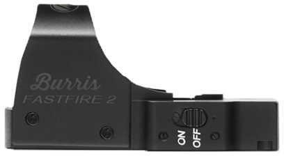 Burris Fastfire II Red Dot 4 MOA Picatinny Mount Matte Black Finish 300232