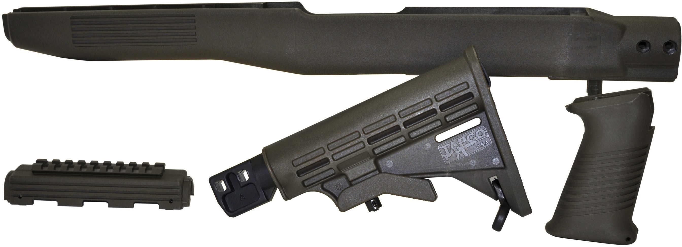 Tapco Intrafuse SKS System Blade Bayonet Olive Drab STK66167-OD