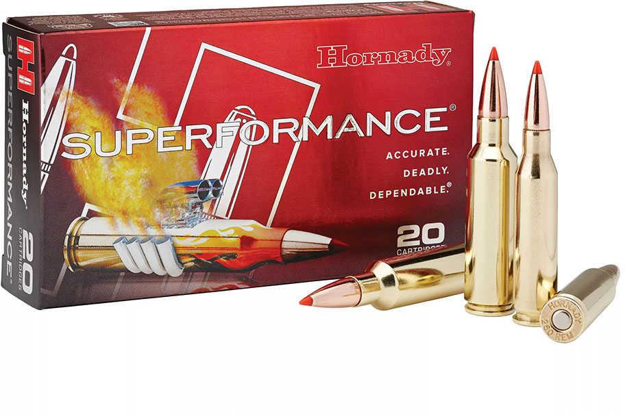 Hornady 30-06 Springfield Superformance 150 Grains SST (Per 20) 81093