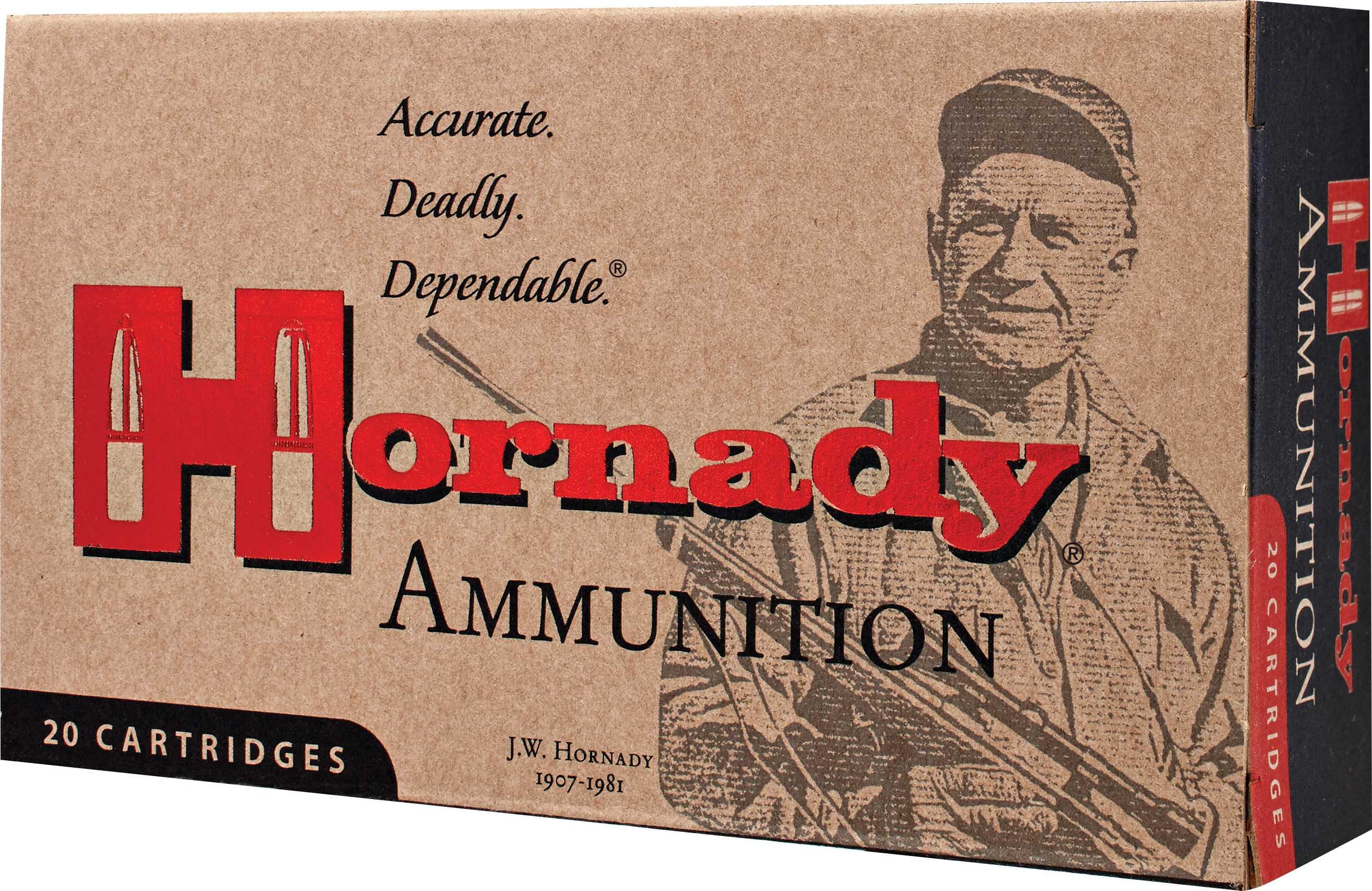 Honady 450 Bushmaster 250 Grains FTX 20 Rounds Ammunition 82244