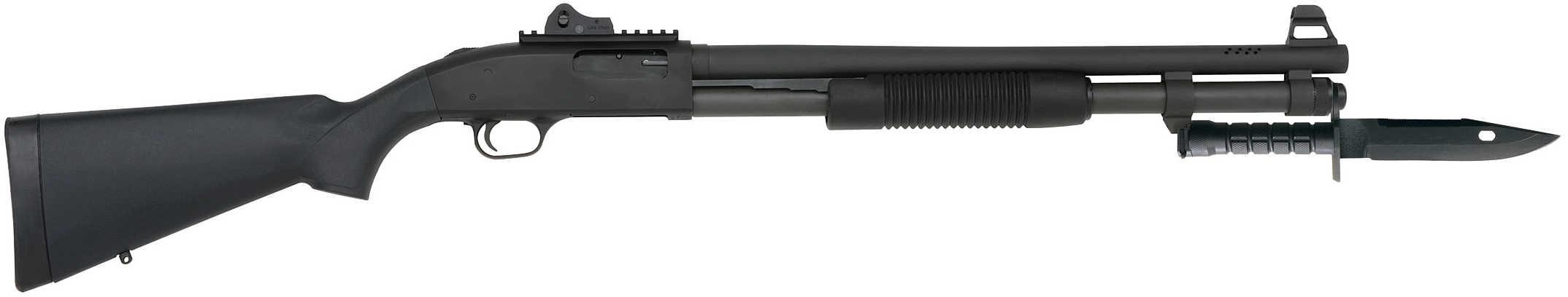 """Mossberg 590A1 SPX 12 Gauge Shotgun 20"""" Barrel 3"""" Chamber 9 Park Ghost Ring Bayonet 50771"""