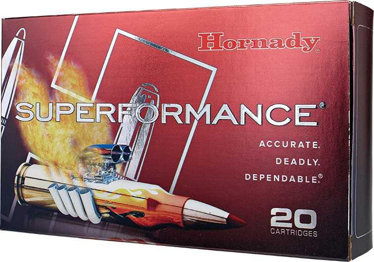 Hornady Superformance 6.5 CREEDMOOR 120 Grain GMX Lead Free 20 Round Box 81490