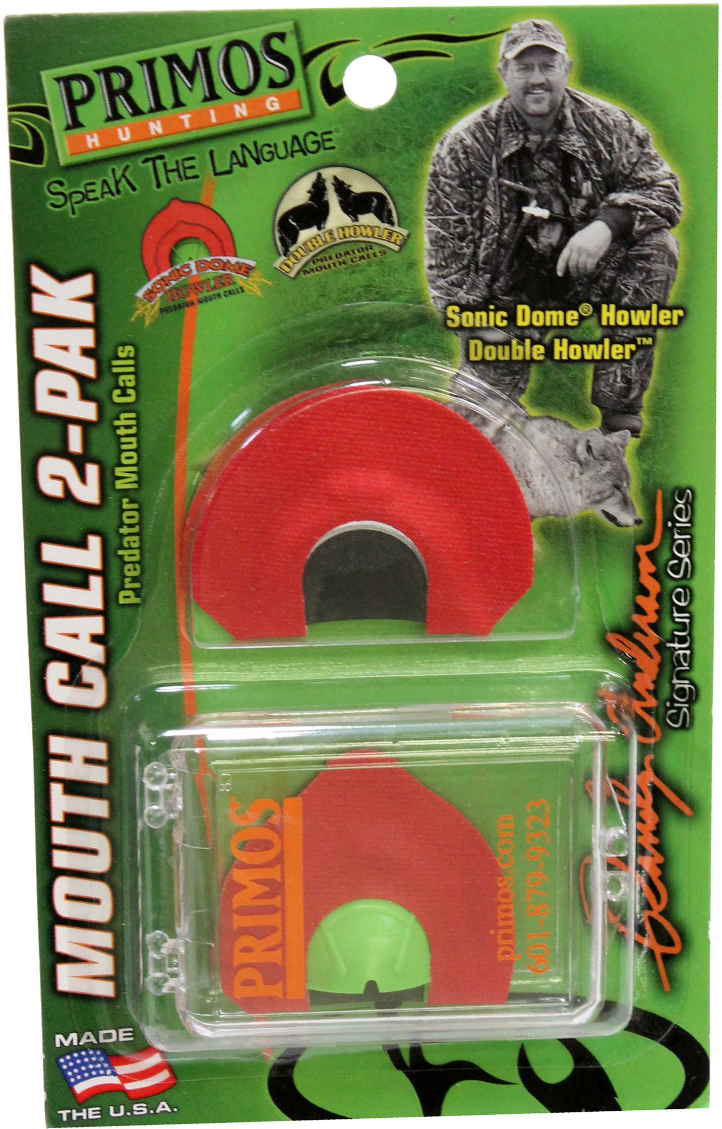 Primos Predator Call Randy Anderson Mouth Call 2-Pak 1723