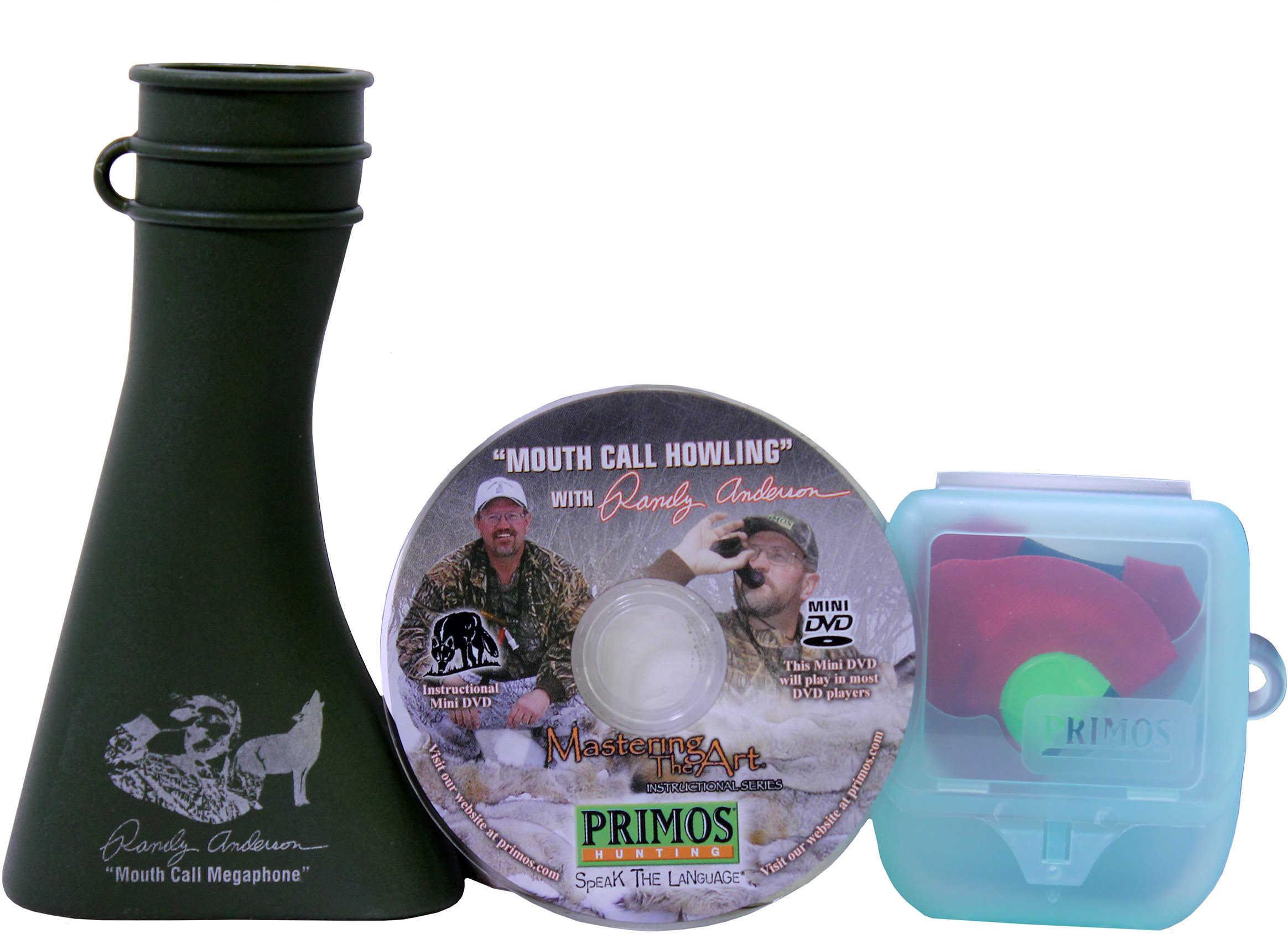 Primos Predator Call Randy Anderson Mouth Call Howler 1724